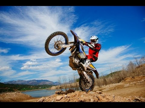 HUSABERG 2013 - Enduro Action Foto