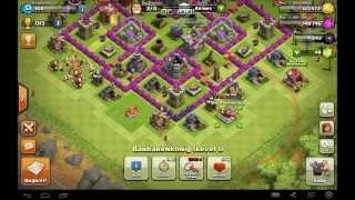 Let's Play Clash of Clans #011 | Heiler Level 2! | Die Kings