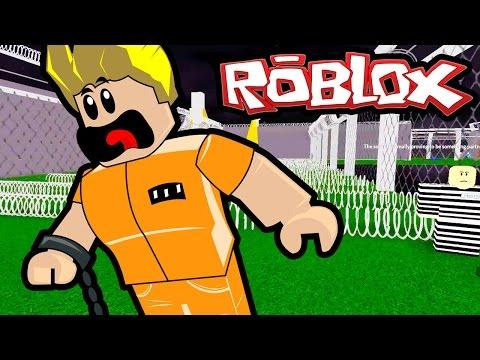 Roblox / Escape the Prison Obby / Gamer Chad Plays