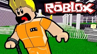 Roblox / Escape the Prison Obby / Gamer Chad Plays