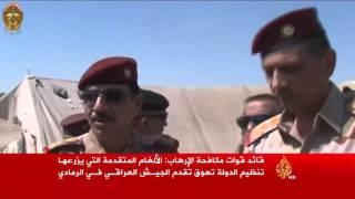 مقتل 16 من الجيش العراقي شمال الرمادي