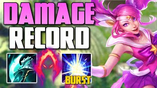 I DEALT OVER 100K DAMAGE WITH DOUBLE HARVEST LUX! TERRORIZING SILVER ELO - League of Legends