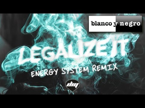 Nicola Fasano, Miami Rockets Ft. Mohombi, Noizy - Legalize It (Energy System Remix) [Official Audio]