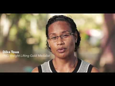 World Vision PNG's Hanuabada Water & Healthy Life Project
