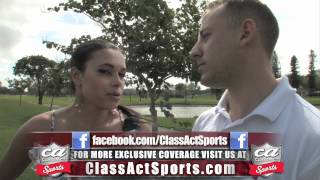 Class Act Sports Welcomes Joy Taylor To The Class Act Team