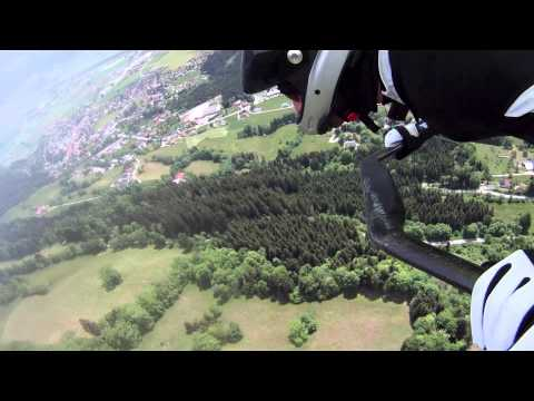 Hang Gliding Competition Hessenmeisterschaft 2015