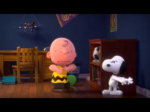 Peanuts Movie - Better when i´m  Dancing