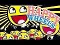 Download AWESOME FACE! - Happy Wheels (Funny Moments) MP3 song and Music Video
