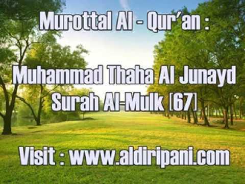 surah-al-mulk-[-murottal-]-muhammad-thaha-al-junayd