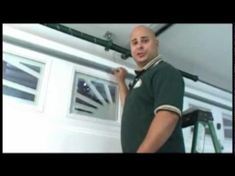 How To Lubricate Your Noisy Garage Door