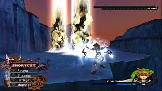 Infinite Drive Forms vs Sephiroth