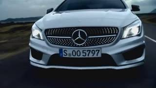 Reklama Mercedes-Benz klasa CLA 2013 Polska