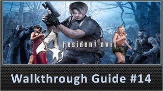 Defeating Ramon Salazar - Resident Evil 4 Remastered Episode 14