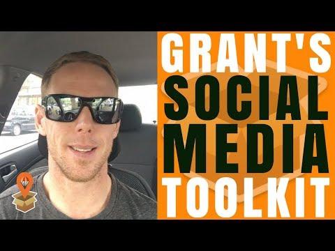 Grant's Social Media Toolkit - Drop Shipping Australia - Dropship Downunder