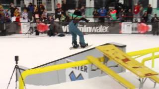 2012 X Games Real Street Rail Jam - TransWorld SNOWboarding