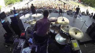 Refusal - Drum Cam Rock im Park