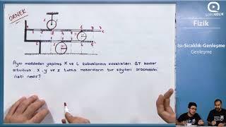 TYT Fizik l Isı Ve Sıcaklık-2 l Genleşme