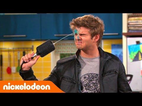 Грозная семейка | Лучшие моменты с Максом ⚡️ | Nickelodeon Россия