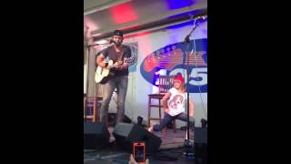 Thomas Rhett - KNCI Golf & Guitars