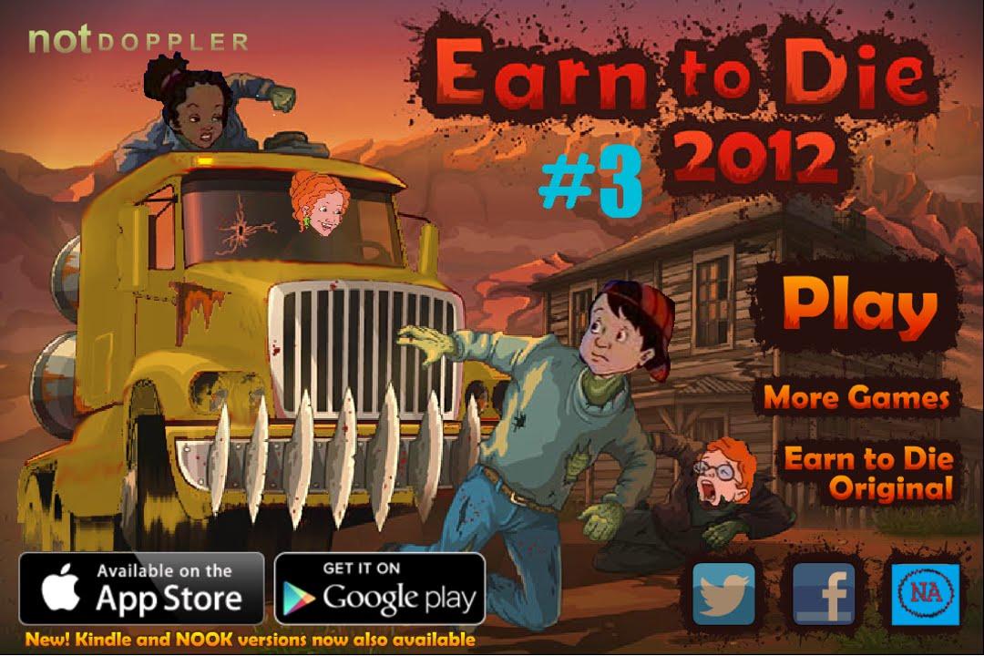 Play Online Game Earn To Die 2012 Part 3