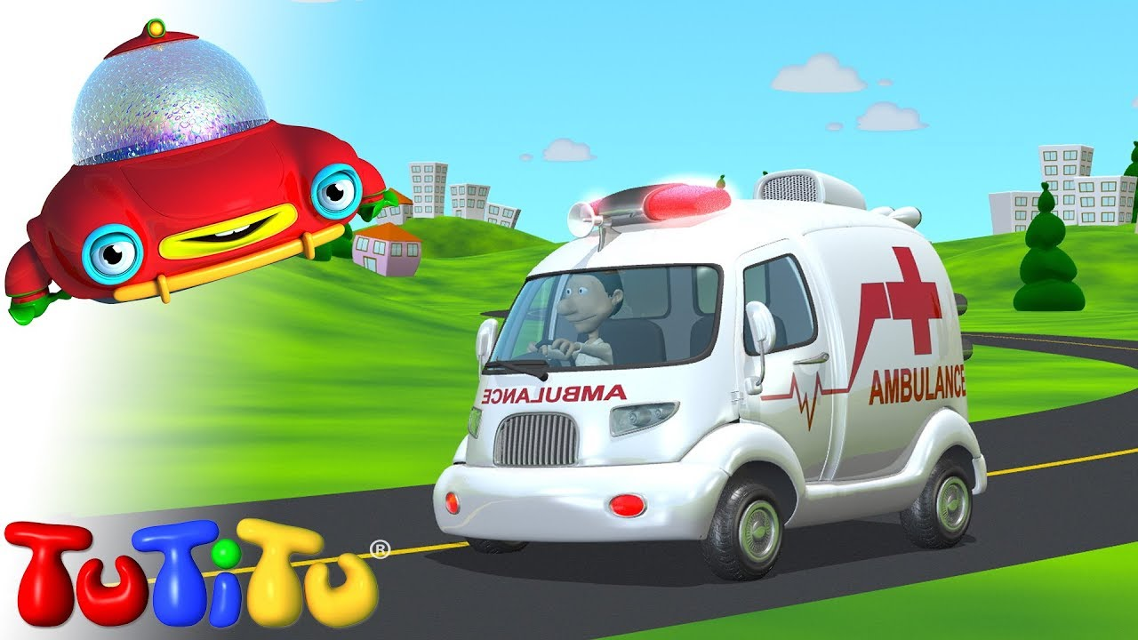TuTiTu Toys   Ambulance
