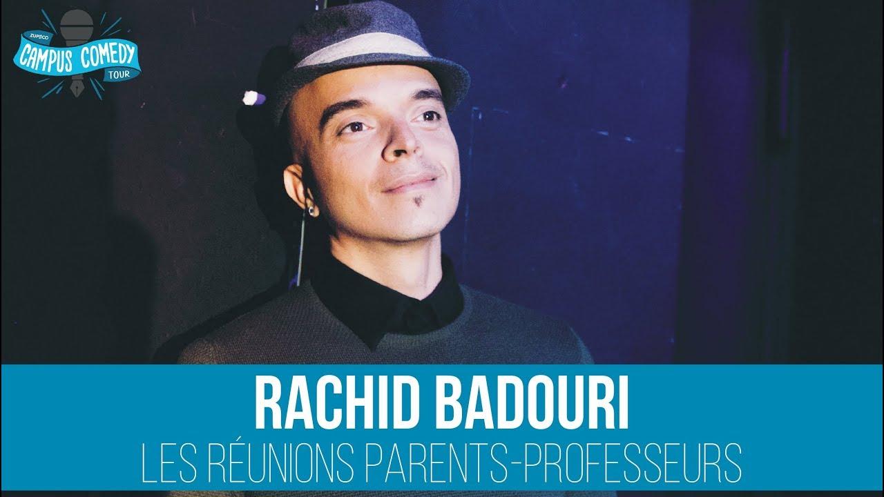Rachid Badouri - La Réunion Parents/Professeurs (Calendrier de l'Avent du LOL)