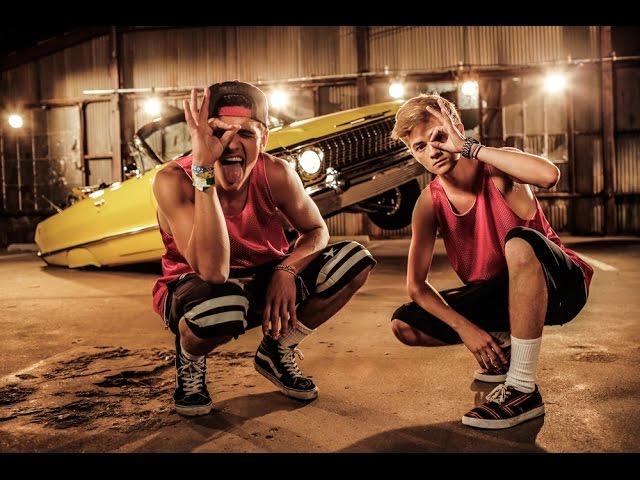 Jack & Jack — California BTS
