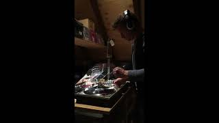 Massie @ Warm Up 2.0 Rindradio Special techno vinyl video set  20 may 2017