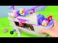 Paw Patrol Pups Toys: Excavator, Fire Truck, Cars & Toy Vehicles Surprise for Kids