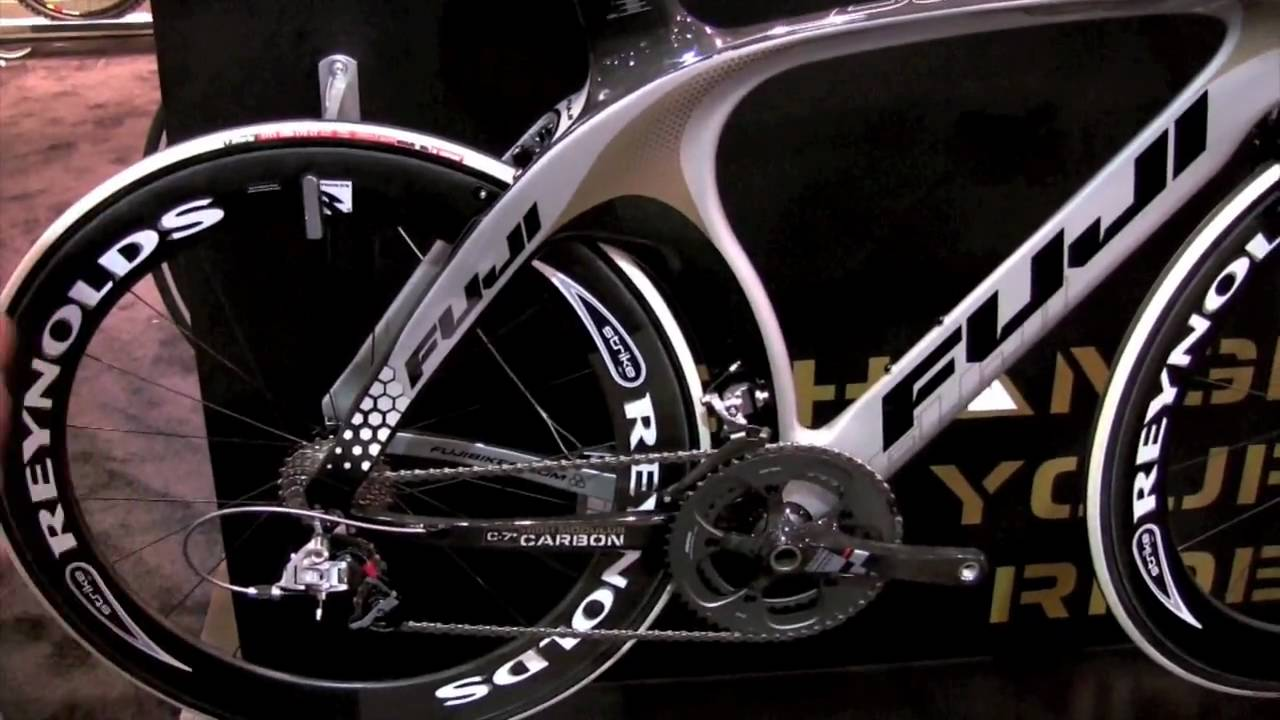 2009 Fuji D6 Time Trial Bike - YouTube