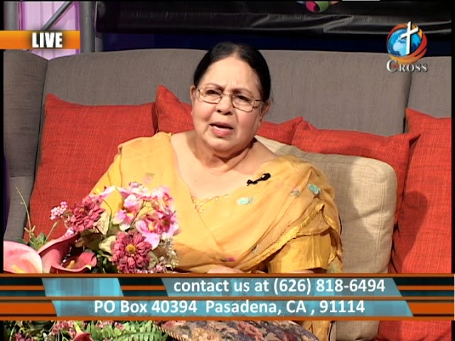 The Light of the Nations Rev. Dr. Shalini Pallil  04-23-2019 - Hindi