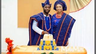 Download Video Adedayo & Adekunle - A Yoruba Traditional Wedding MP3 3GP MP4