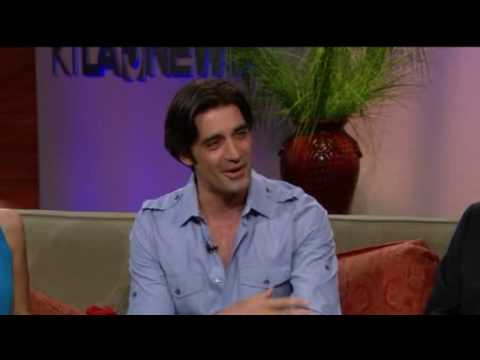 Gilles Marini on His Recurring Brothers & Sisters Role