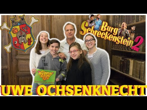 Interview mit Uwe Ochsenknecht (Kuno) │Burg Schreckenstein 2│Südpolshow