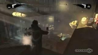不死狂槍手 NeverDead 最新介紹實機影片--德周TVGAME