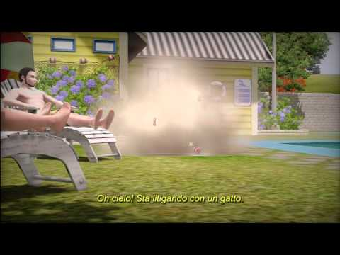 EA The Sims 3 Animali & Co. Honey Badger