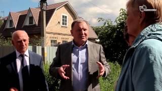 Глава города встретился с жителями частного сектора микрорайона Саввино(, 2014-06-25T11:50:16.000Z)