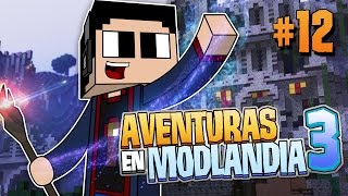 minecraft aventuras en modlandia 3 ep 12 road to brujo shaders