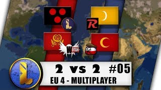 Moja defensywa | Europa Universalis 4 Multiplayer | 05