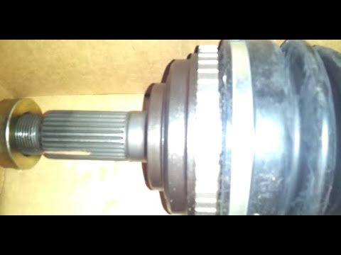 How to Replace Acura (Honda) Axle Shaft, CV Joint, Half Shaft,CV Joint Axle Replacement