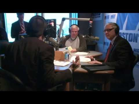 GOP Senate Debate on the Howie Carr Show - Part 3