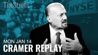 Jim Cramer on Citigroup Earnings, PG&E Drama and China