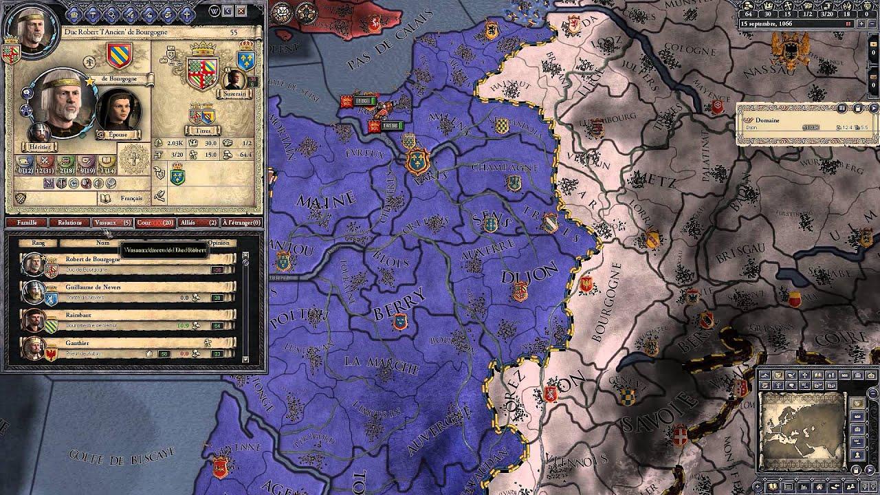 Crusader Kings 2 : ARKOpack Armoiries & Interface