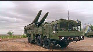 Более десяти установок «Искандер М» переданы сухопутным войскам РФ