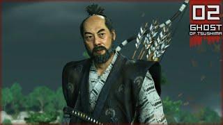 THE TALE OF ISHIKAWA SENSEI | Ghost of Tsushima Walkthrough Gameplay (PS4 Pro) #2