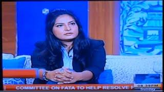 UNICORN GALLERY: Soraya Sikander PTV interview