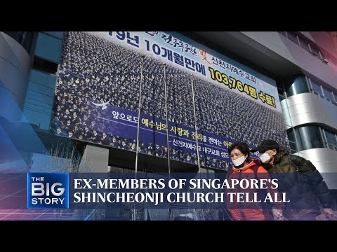 Ex-members of Singapore's Shincheonji Church tell all | THE BIG STORY | The Straits Times