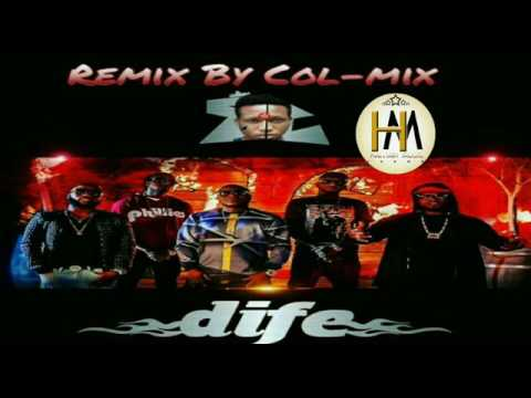 Dife [Remix]  - Dj Colmix [Audio]