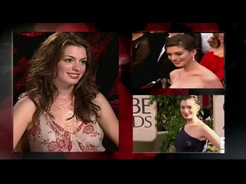 Anne Hathaway - Extreame Close Up