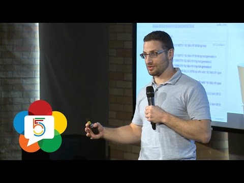 Servers for WebRTC: It is not all Peer to Peer (Kranky Geek WebRTC Brazil 2016)